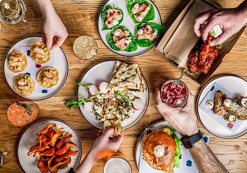 restaurant-app-solution-Customer App
