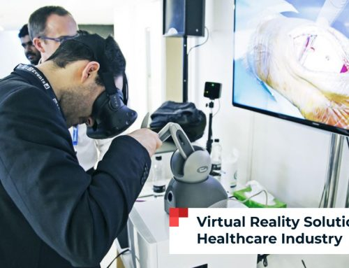 Developing A Virtual Reality Solution in Healthcare Industry
