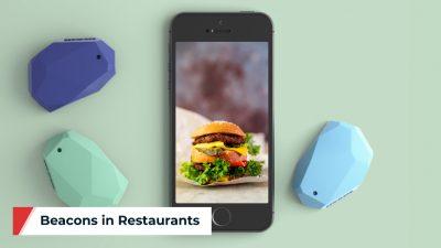 Blog_beacons in restaurants