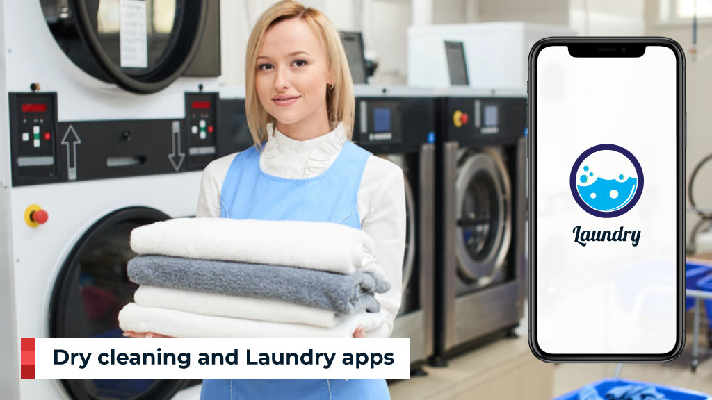 Dry Cleaning and Laundry Apps