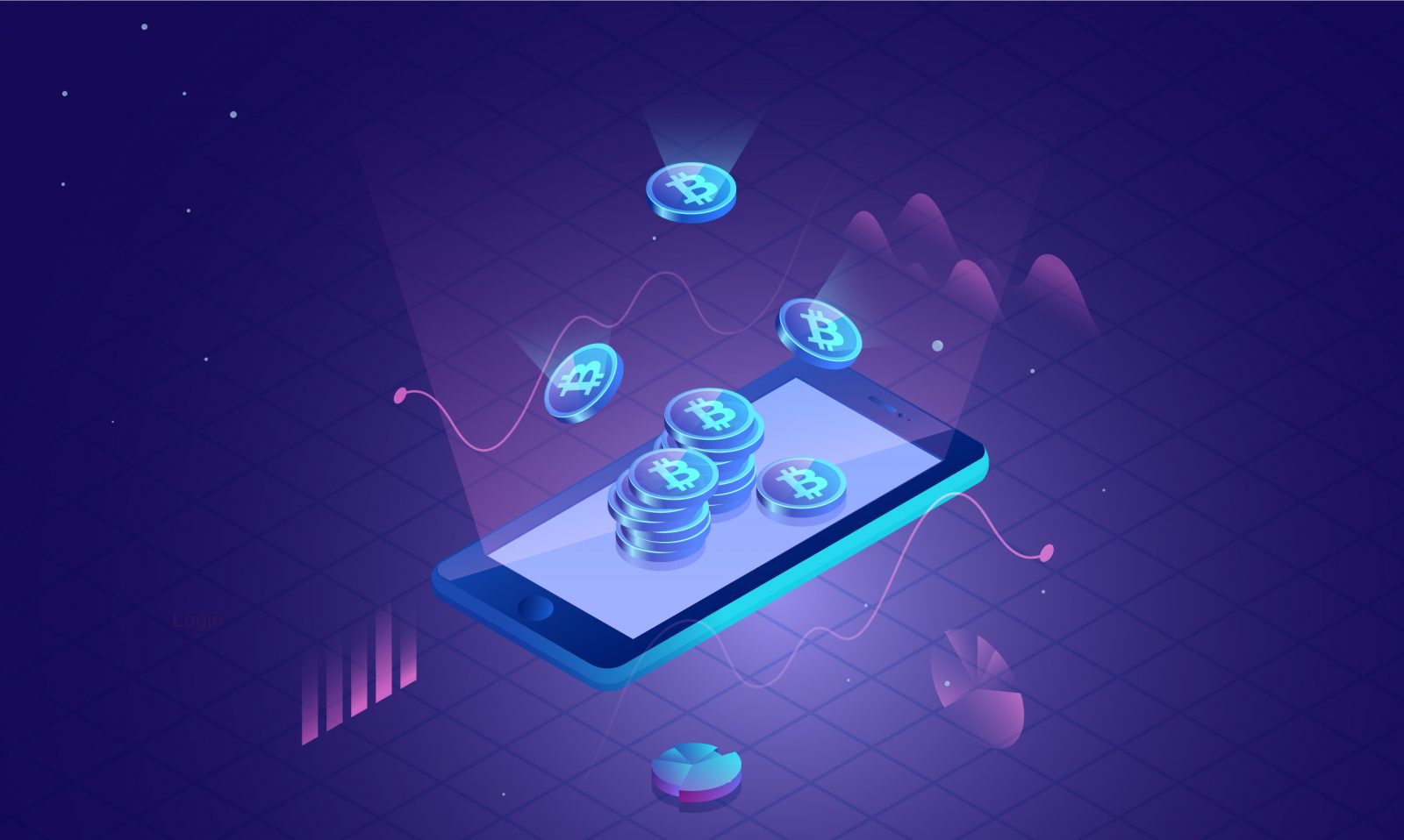 Blockchain Cryptocurrency wallet