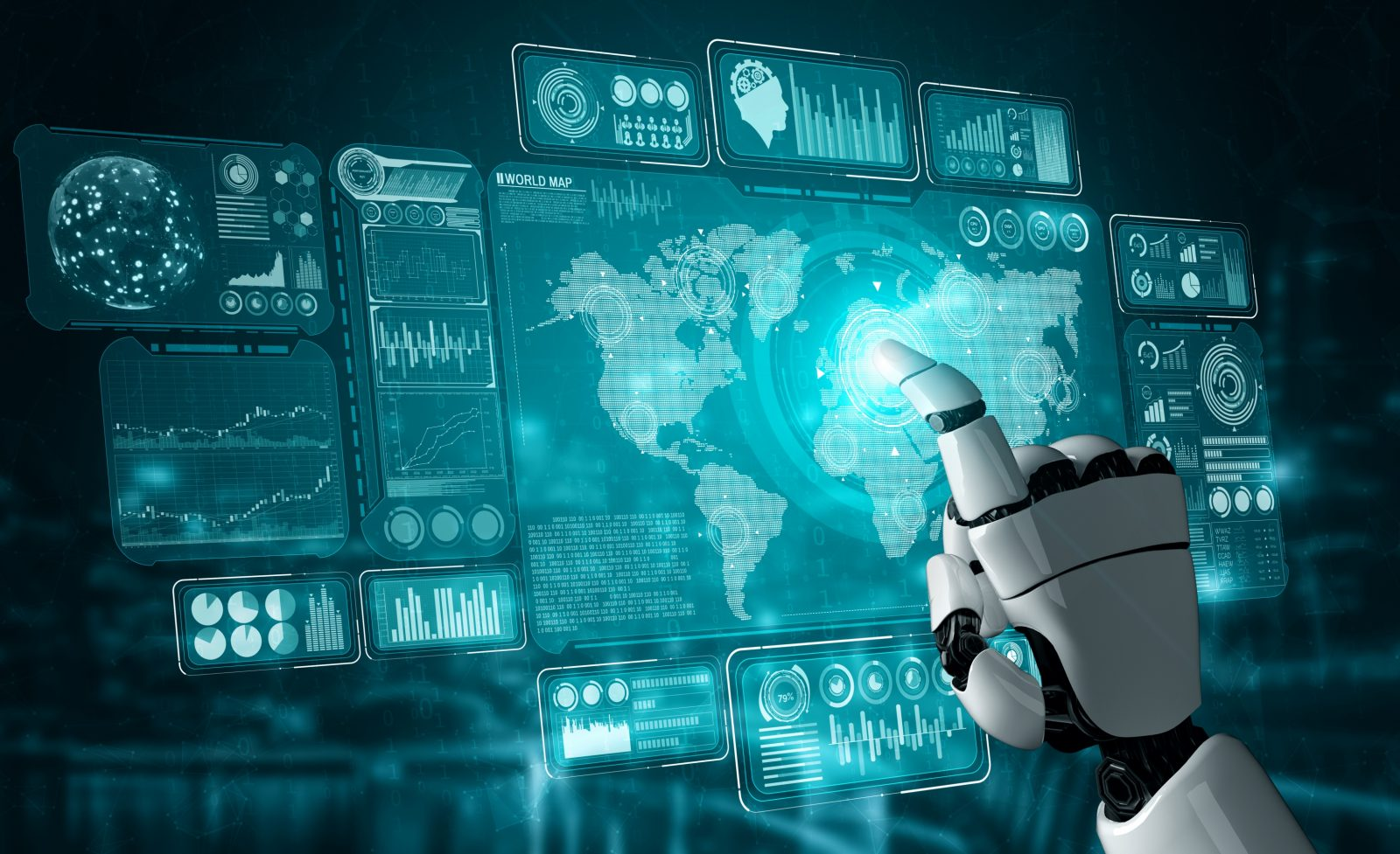 Benefits of machine learning for business